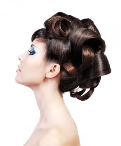 Wedding Hairstyle - Brautstyling - Locken - Friseur